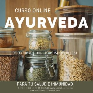Irene Cimino Ayurveda Detox Panchakarma curso online