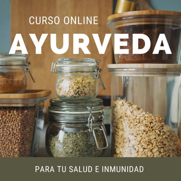 curso alimentacion nutricion irene cimino ayurveda online