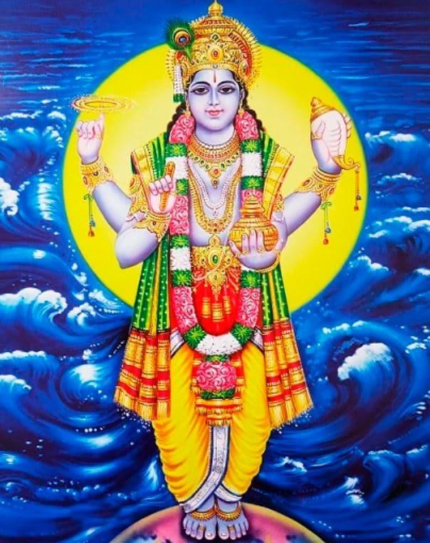 Dhanwantari dios ayurveda
